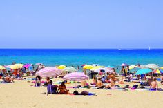 Beach in Malta. Malta Direct will help you plan an unforgettable trip!