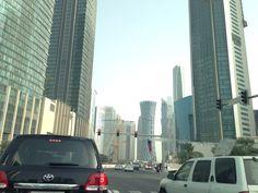 #Doha #downtown #Qatar #MiddleEast