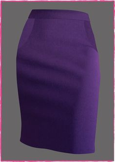 I designed my own skirt - custom made to my measurements | No.2 by Play Dress Up