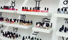 The Nail Salon That Lets Your Astro Sign Determine Your Color