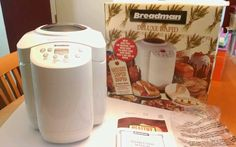 Breadman TR555LC Deluxe Rapid Bread Maker 1 - 1.5 and 2 lb Loaves Breadmaker in Home & Garden, Kitchen, Dining & Bar, Small Kitchen Appliances | eBay