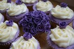 Macmillan Purple Rose and Cupcakes