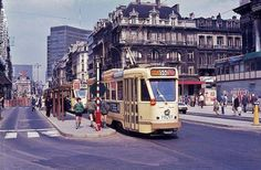 Light Rail, The Old Days, Brussels, San Francisco, Old Things, Street View, Place, Vehicle, Miniatures