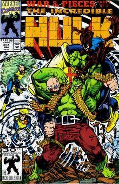The Incredible Hulk #391.