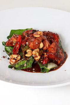 Hühnchen Kung Pao - Sites new Ground Chicken Recipes, Pork Recipes, Fall Recipes, Asian Recipes, Ethnic Recipes, Pollo Kung Pao, Kung Pao Chicken, Fried Chicken, Chicken Items