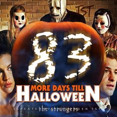 Halloween Countdown, Time Of The Year, Wonderful Time, Movie Posters, Movies, Films, Film Poster, Cinema, Movie