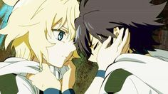 Mika and Yuu. Serpath of the end