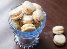 Savory Pimento Cheese Macarons