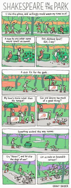 Incidental comics, una forma divertida de...