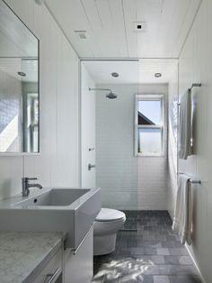 Narrow Bathroom Plans   narrow bathrooms designs - Google Search