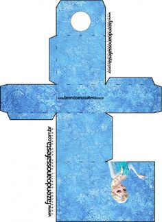 Porta Tubetes Elza Frozen:
