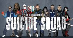 How much do you know about the 'Suicide Squad'? - 9GAG