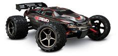 Traxxas E-Revo VXL 1/16 RTR 4WD Racing Monster Truck 71076-3BK