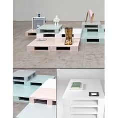 Stylish Italian design SI Pallet