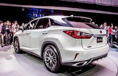2016 Lexus RX 350 Interior - http://carusreview.com/2016-lexus-rx-350-interior/