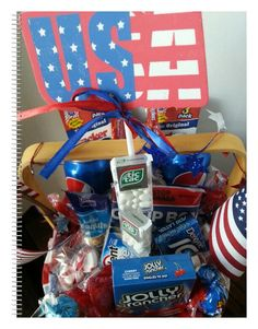 Celebrate with a All American Basket