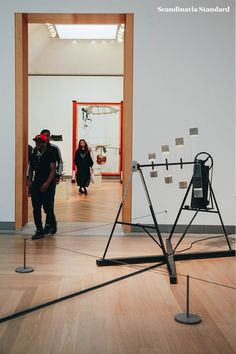 Moderna Museet - Mod