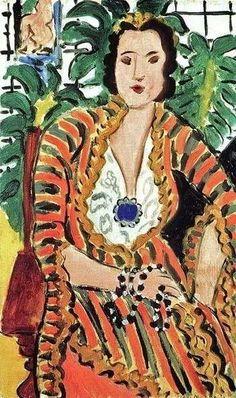 helene galitzine-Matisse-