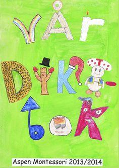Vår dikt bok av Aspen Montessori - http://www.vulkanmedia.se/butik/skola/va%cc%8ar-dikt-bok-av-aspen-montessori/