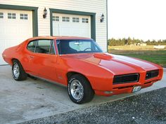 ◆1968 Pontiac GTO◆..Re-pin brought to you by agents of #carinsurance at #houseofinsurance in Eugene, Oregon