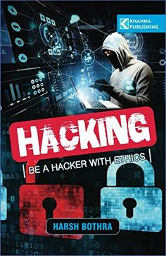 Learn hacking with this book buy this hurry up the link is given with the pin. Cheap book common lets step in the world of hacking. Best Hacking Tools, Hacking Books, Learn Hacking, Technology World, Computer Technology, Computer Programming, Programming Languages, Password Cracking, Pallets