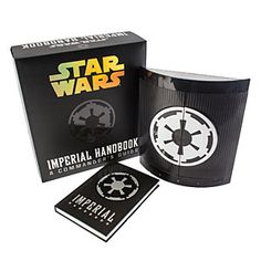 ThinkGeek :: Star Wars Imperial Handbook Deluxe Edition