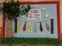 Mother's Day Church Bulletin Board Idea - Proverbs 31:30 ...