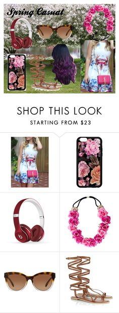 """Spring Casual"" by mysterious-archer on Polyvore featuring Beats by Dr. Dre, Michael Kors, Lipsy, Spring and casualoutfit"
