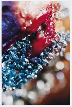 Marilyn Minter, Blue Tears, 2004