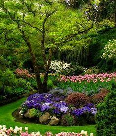 Modern Backyard Garden Ideas To Help You Design Your Own Little Heaven Near Your…