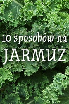 Archiwa: jarmuż – erVegan Vegetarian Recipes, Healthy Recipes, Healty Meals, Healthy Food, Slow Food, Tzatziki, Canning Recipes, Smoothies, Food And Drink
