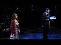 Laura Benanti and Jeremy Jordan Led the Cast of Jason Robert Brown's Par...