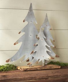 Take a look at this Silver Tree Statue today!