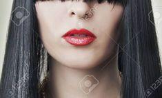 Beauty Cut Fringe langes Haar - New Site Messy Bob Hairstyles, Long Face Hairstyles, Fringe Hairstyles, Short Hairstyles For Women, Hairstyles Haircuts, Natural Wavy Hair, Long Curly Hair, Long Hair Cuts, Curly Hair Styles
