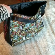 Ed Hardy tote New without tags Ed Hardy Bags Totes