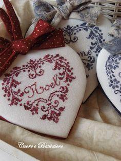 """Cuore e Batticuore: Nuovo schema: """"Le parole del cuore"""""""