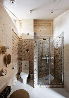 Деревянный дом по типовому проекту компании «ТАМАК» | Архитектурные проекты | Журнал «Красивые дома»