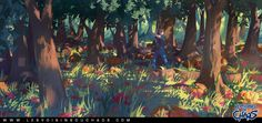 Beautiful Illustrations by Sylvain Sarrailh