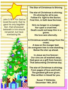 Latest short religious Christmas poems 2018 for young children do best at ceremony of Merry Christmas Religious Christmas stories poems 2018 free Christmas Skits, Christmas Prayer, Frozen Christmas, Christmas Program, Christmas Blessings, Christmas Star, A Christmas Story, Christmas Traditions, Christmas Crafts