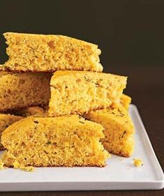 Rosemary Corn Bread | Celebrate our country's heritage with classic dishes that will take you right back to Mom's kitchen table.