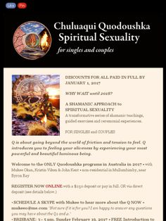 Sacred sexuality mann