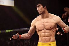 Picture of Check Out This Footage of Bruce Lee in EA Sports' UFC