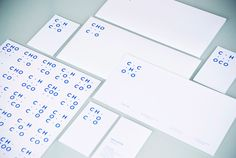 Red Dot Award Winner 2012, category 'corporate design'. Dynamic identity with '3780' various logos. With its versatile logo, the corporate identity of choco, a communication agency, opens up a dialogue with clients, partners and employees. The idea for th…