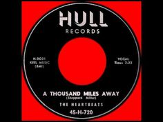 Cover versions of A Thousand Miles Away by Bobby Vinton | SecondHandSongs
