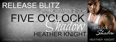 Release Blitz - Five O'Clock Shadow by Heather Knight        Aspiring ballerina Amelia Westers privileged life fell apart on her 13th birthday when the Yellowstone volcano blew and ended civilization as she knew it. Five years later she struggles for survival in the bombed-out ruins of Charlotte North Carolina. Her only friend is a feral cat named Charlie. A life of isolation is her only defense against falling prey to the cannibal element as well as from the other survivors who are just as…