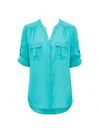 Primrose Pocket Front Shirt