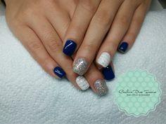 Unhas de gel #nails #gel #notpolish #nailart #carolinadiasferreira #nailstylist #designer