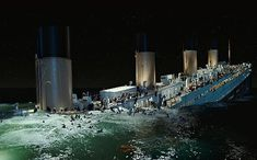 And finally, in 2017, research emerged that it wasn't just an iceberg that sank the Titanic but also a fire that damaged the ship and was covered up by the company that built it.