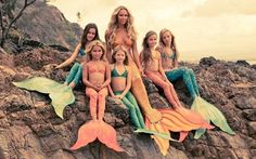 Oceanika Merfins make mermaid fin swimsuits! Check out more fabulous swimwear at http://embrasse-moi.com/swim-resort/