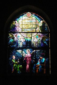 """Famous Stained Glass Windows 